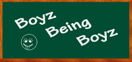 Boyz Being Boyz Site Logo